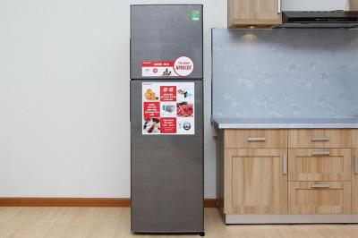 Tủ lạnh Sharp SJ-S280E-DS/SL
