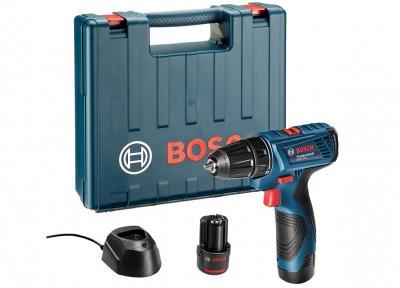 Máy Khoan Vặn Vít Dùng Pin Bosch GSR 120-LI