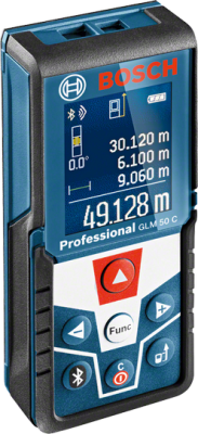 Máy dò tầm laser Bosch GLM 50 C professional